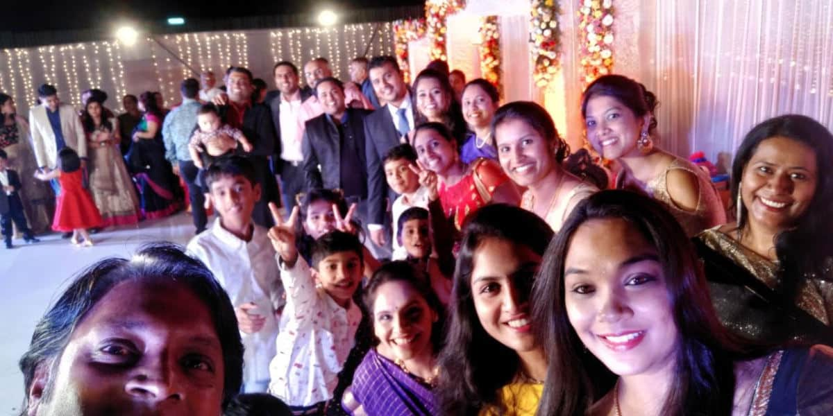 Wedding Reception of Tr.Vinay and Pratiba