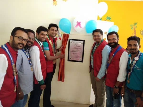 Inauguration of Audiomatry Room & Play Articles @ Sarji Institute