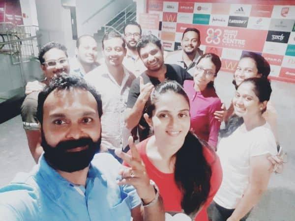 Movie Fellowship @ Bharath Mall