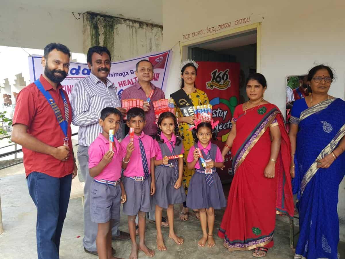 Dental Camp @ Gadikoppa School