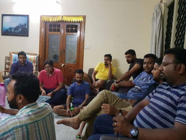 Fellowship in Sriram's Place
