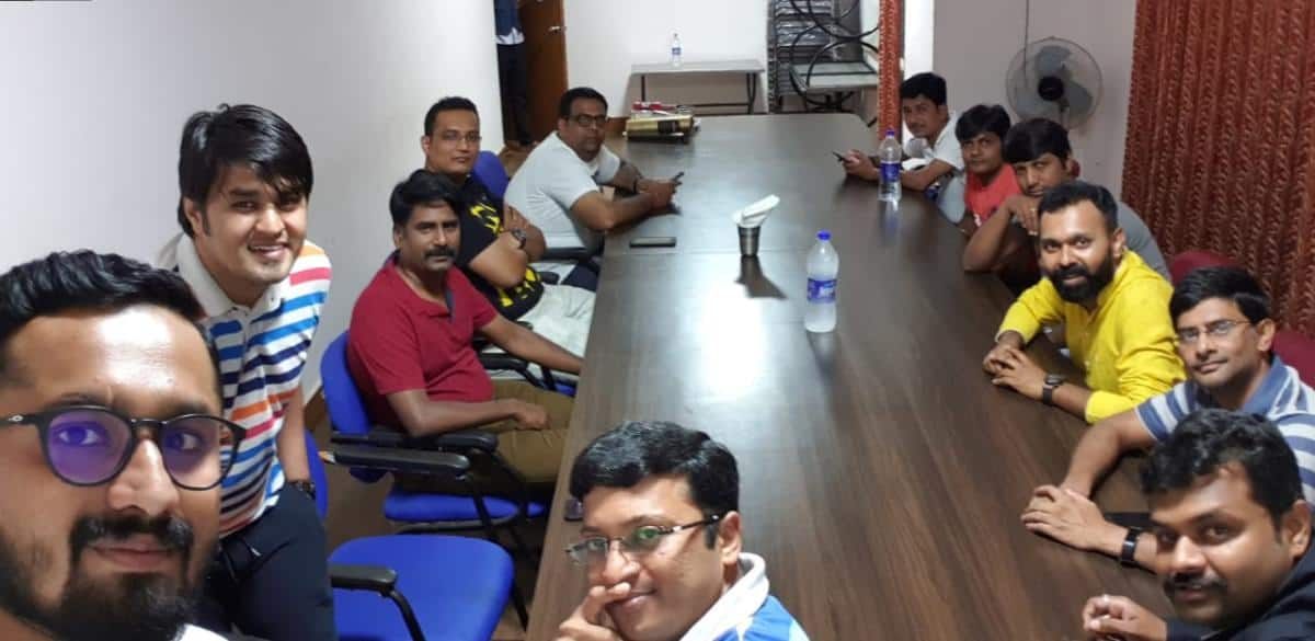 Fellowship with Hospet Tablers