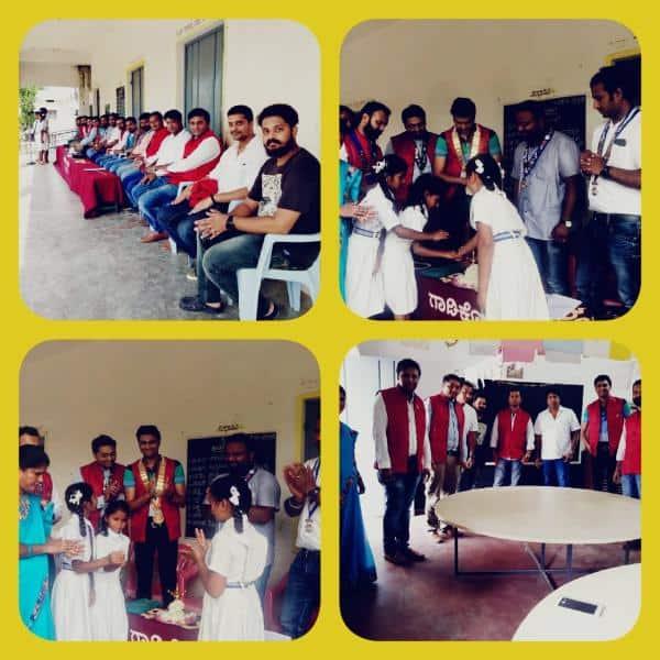 Inaguration of Nali Kali Class Rooms