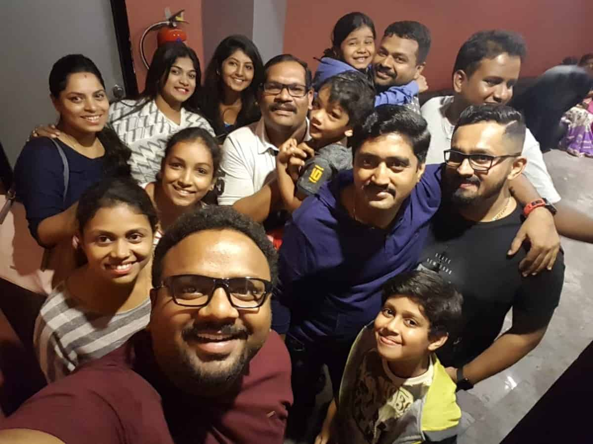'KAALA' Movie fellowship