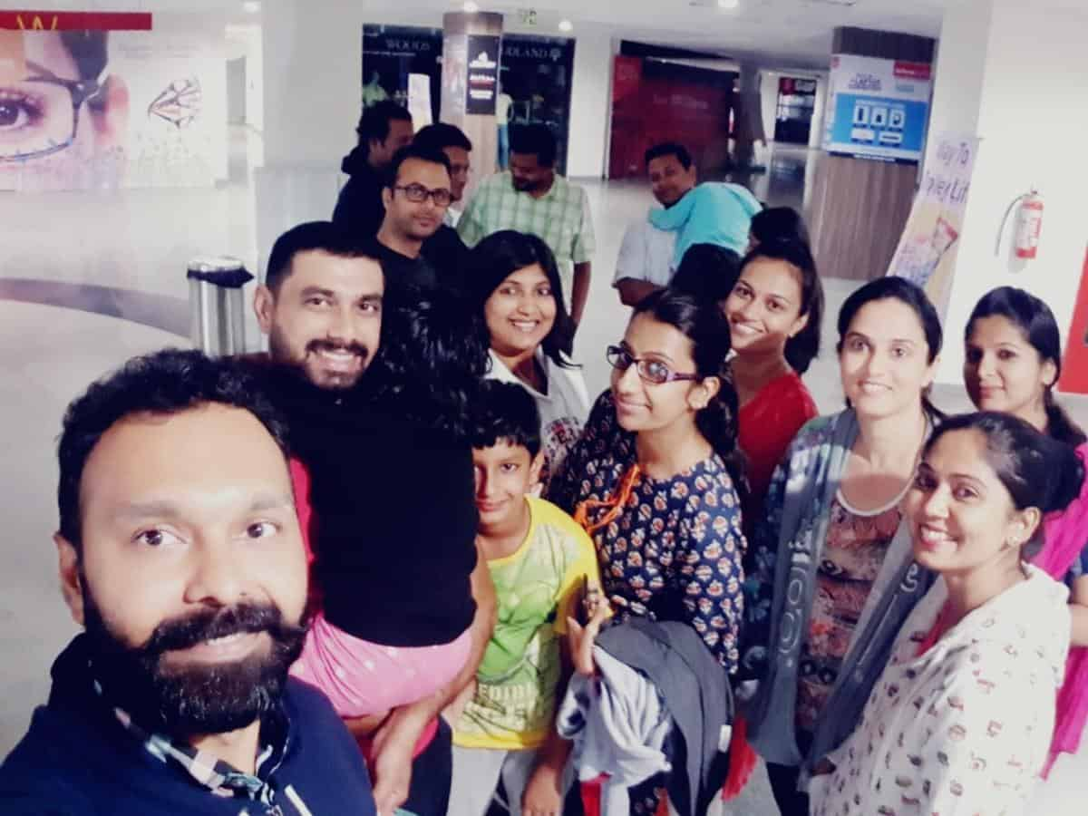 Movie Fellowship @ Bharath Cinemas