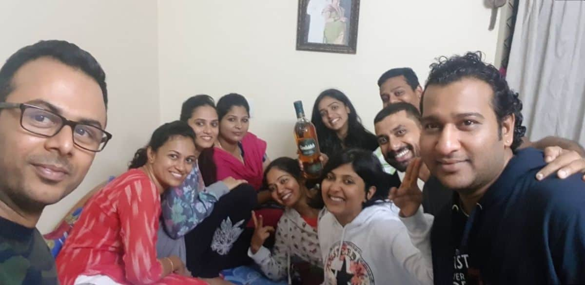 Midnight Madness @ TR. Sriram House
