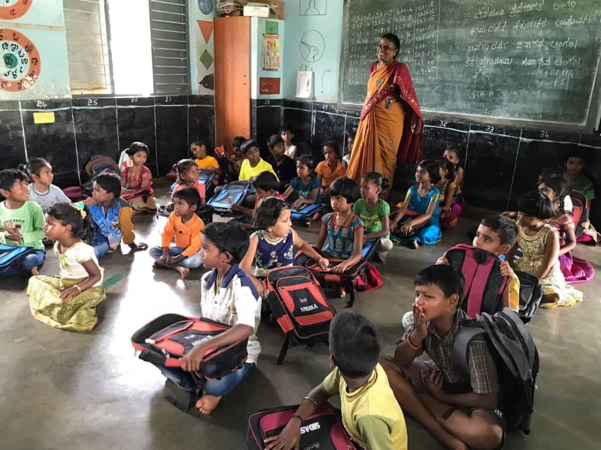 School Bag Donation