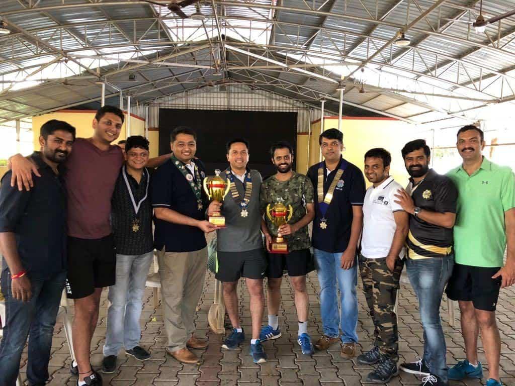 MRT 21's Snooker and Badminton Tournament