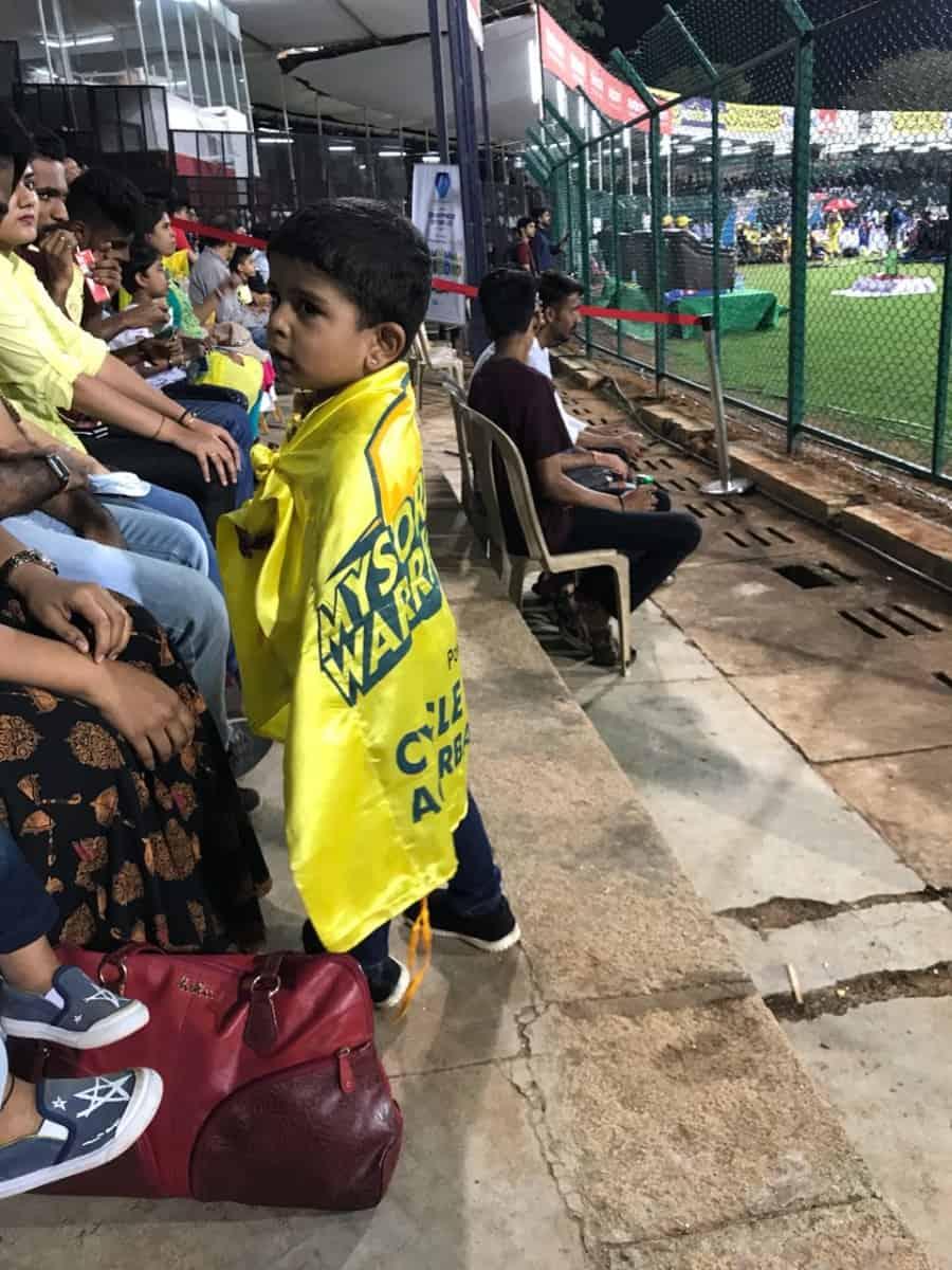 Twinklers Cricket Match