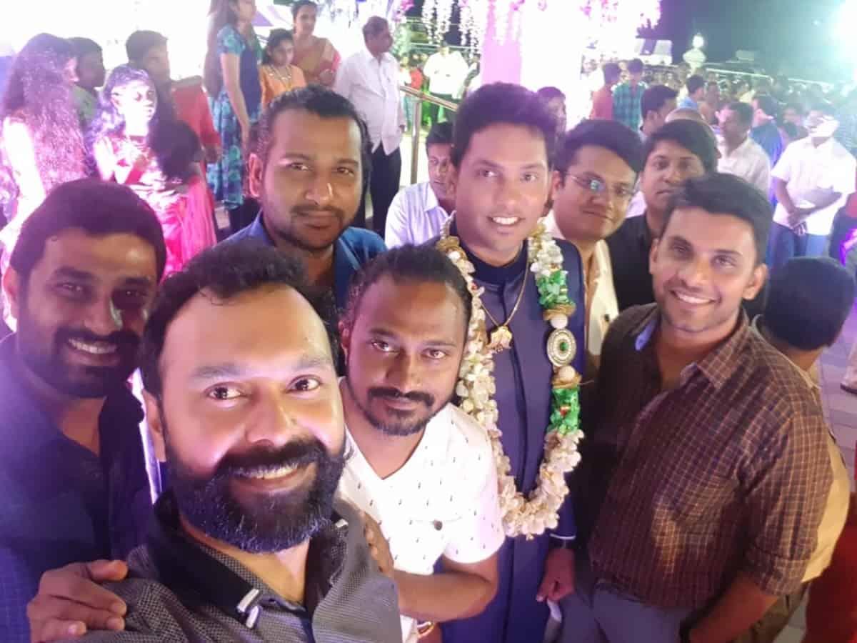 Tr.Suhas Wedding Celebration