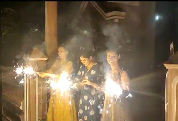 Deepavali Cracker Celebration