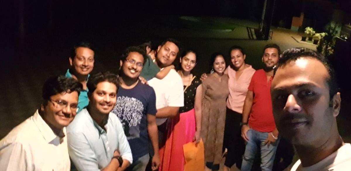 Ladies Dandiya Night