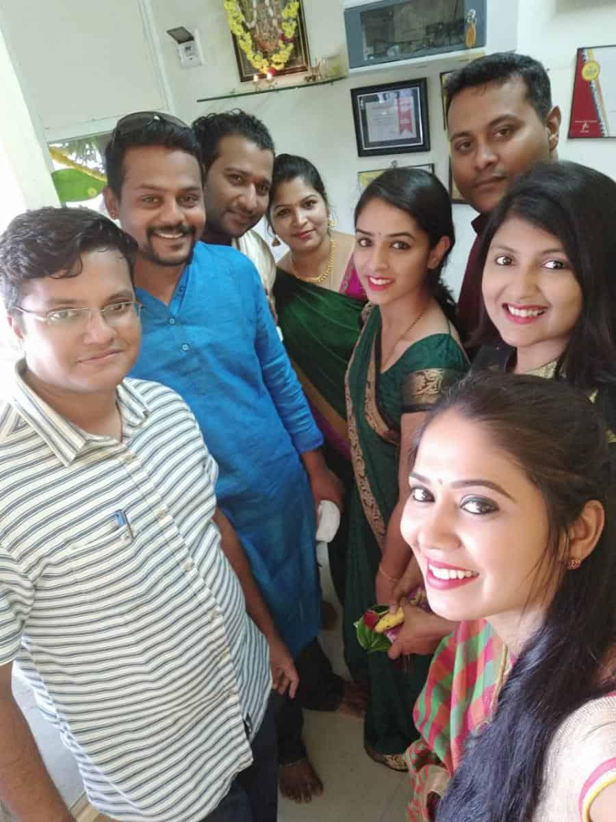 Laxmi Pooja at Diff Tablers Place