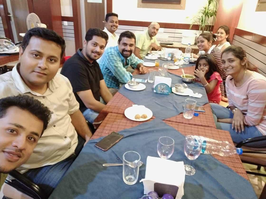 MERT256 Tr.Arjun's Visit