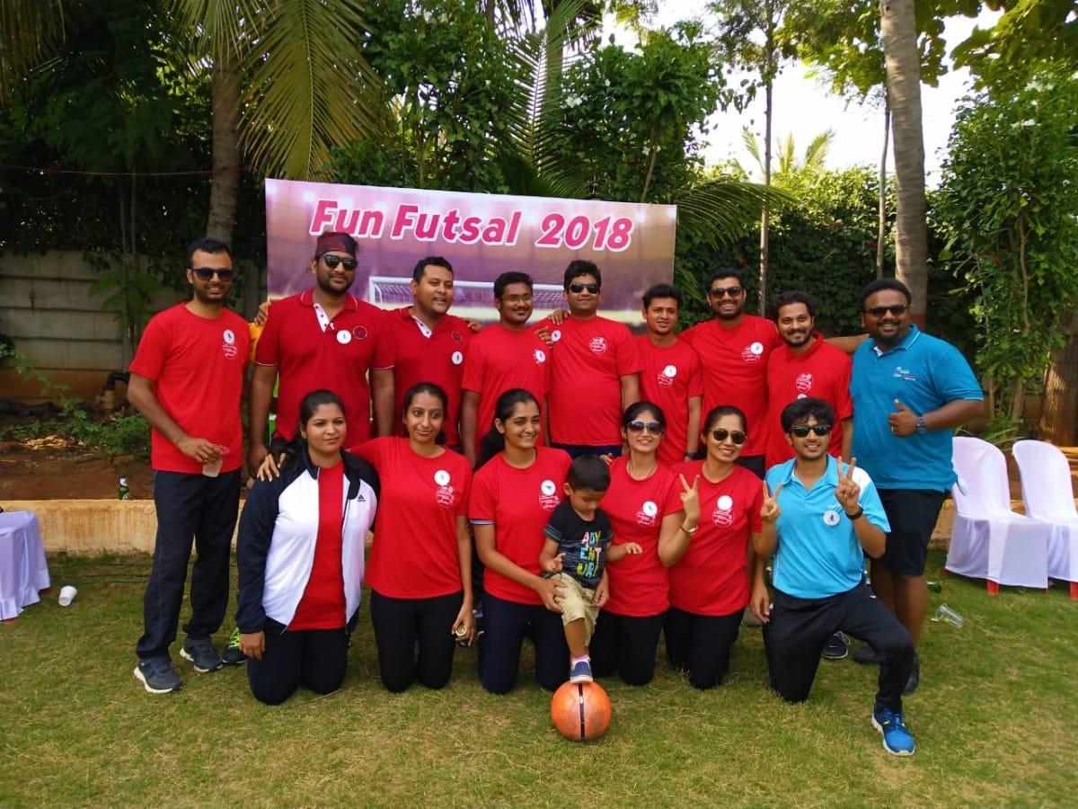 NFD Futsal Fellowship