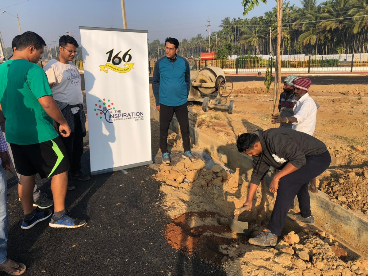 Mega Go Green Project with Inspira Developers