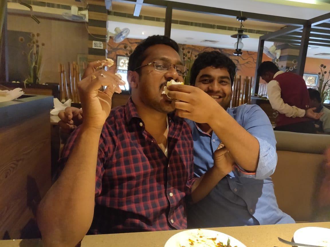 Tr. Sushruth birthday