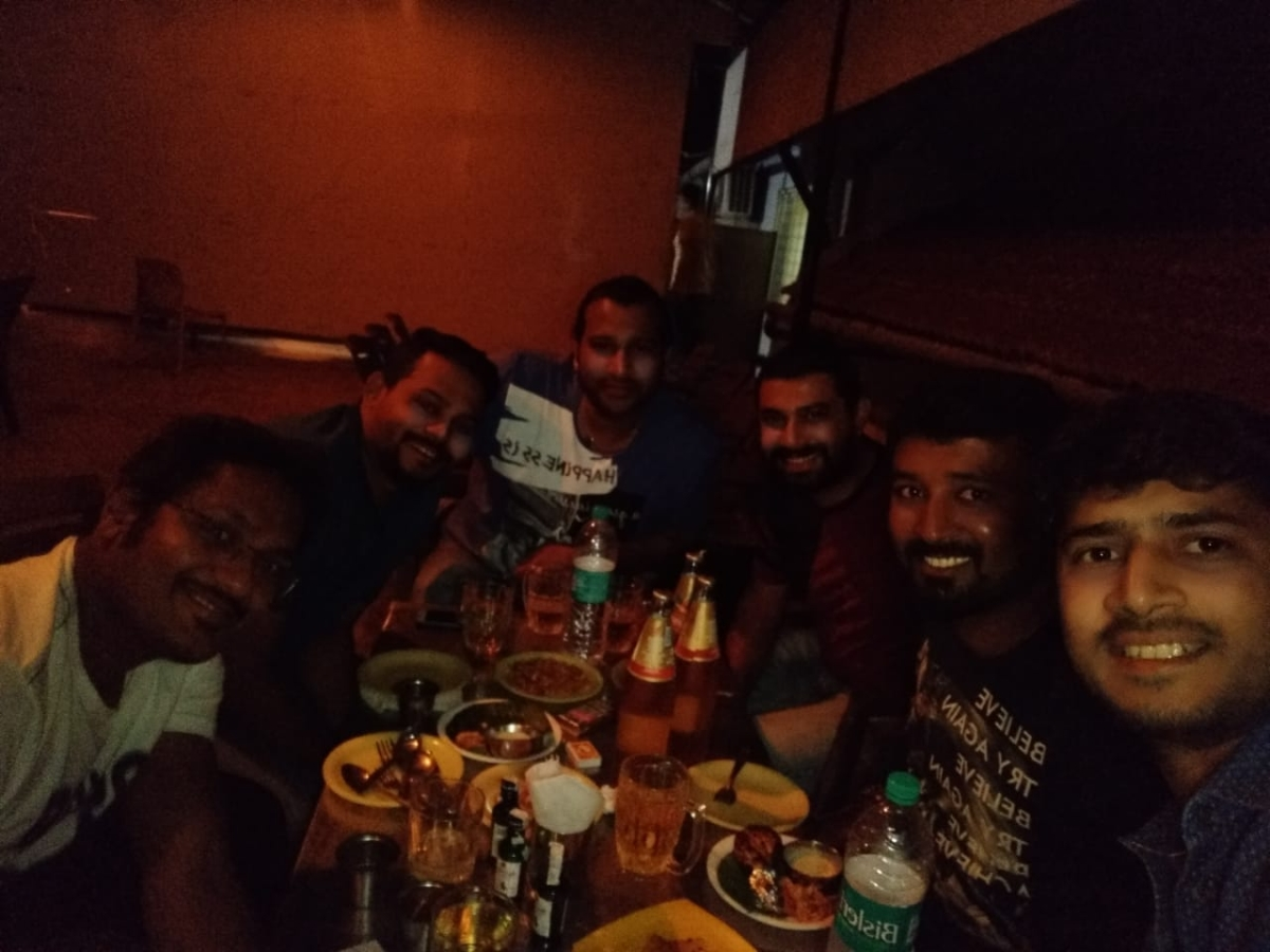 Fellowship with Erode Tablers