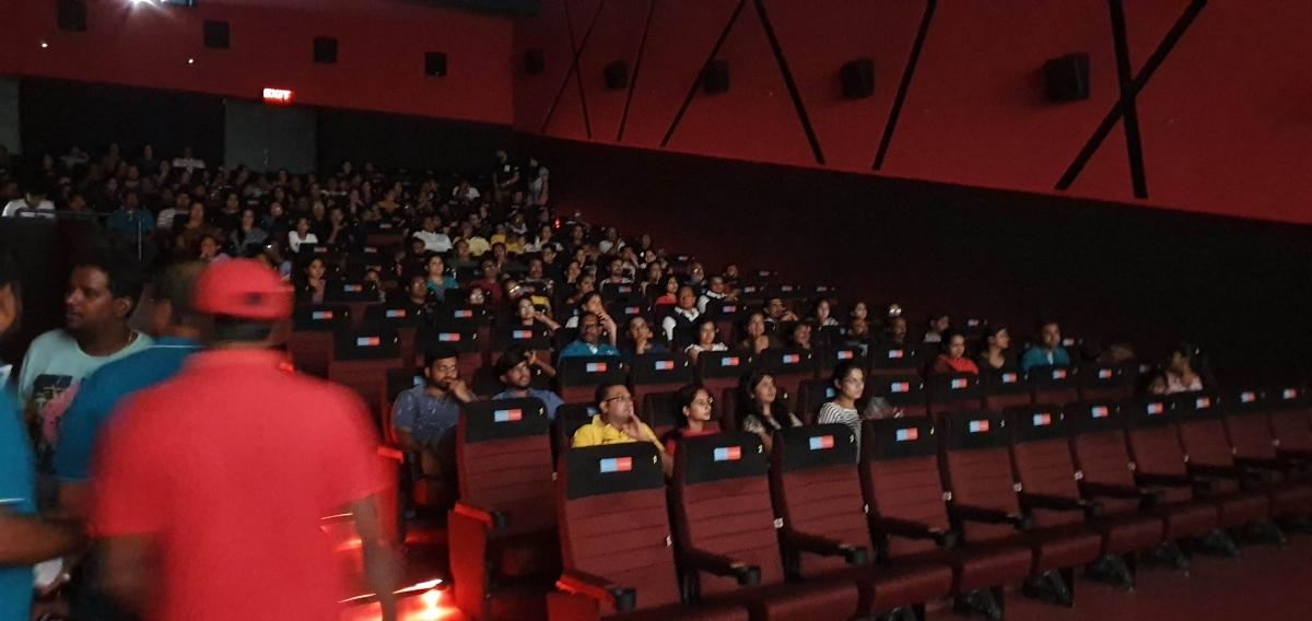Kesari movie Fund Raising
