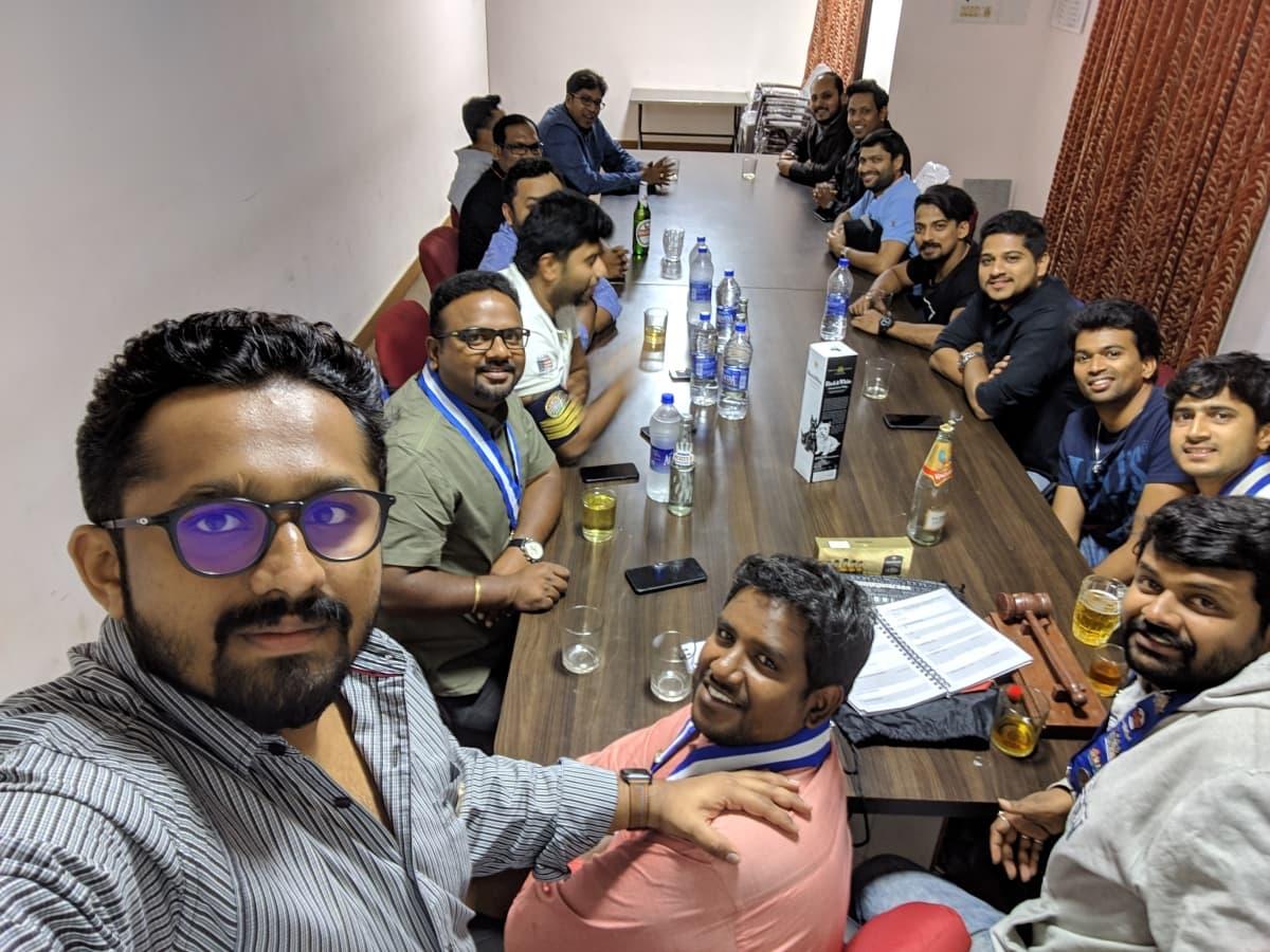 Business meet 94th meeting