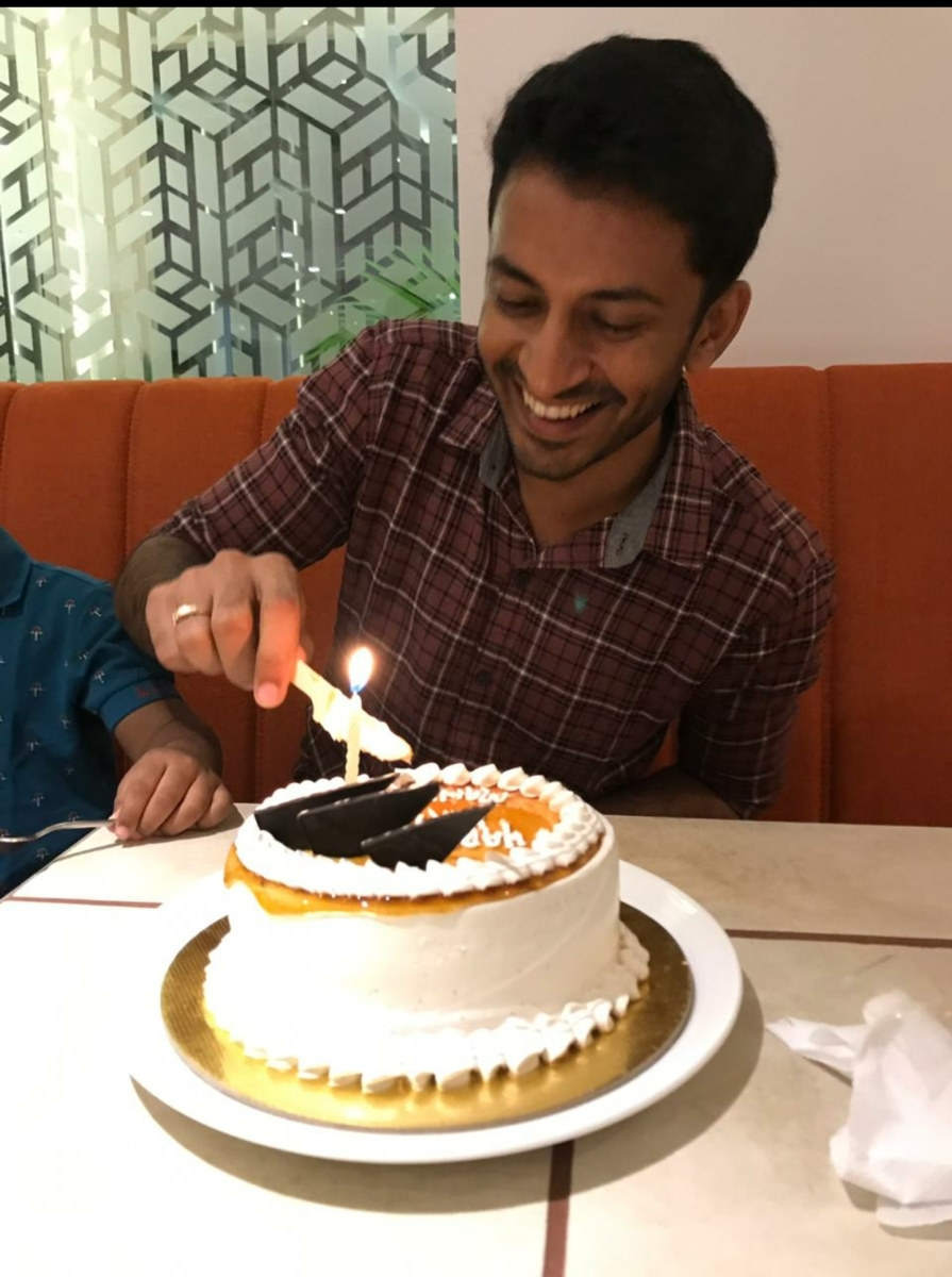 Manu Birthday