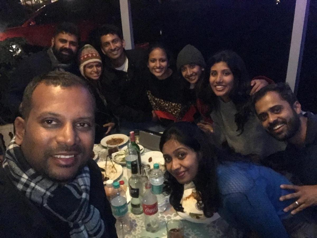 Circler Swathi's Birthday