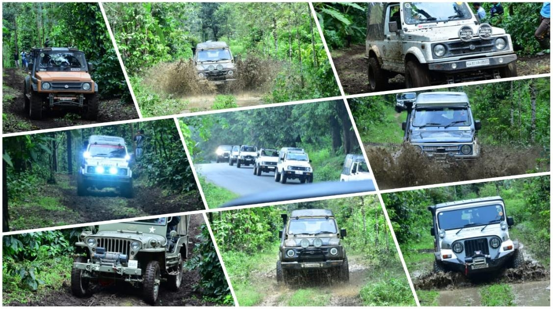 Chikmagalur RoundTable Eco-Drive