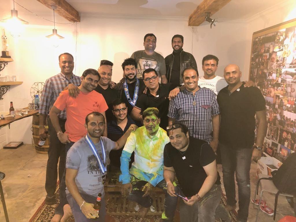 Post Meeting Fellowship