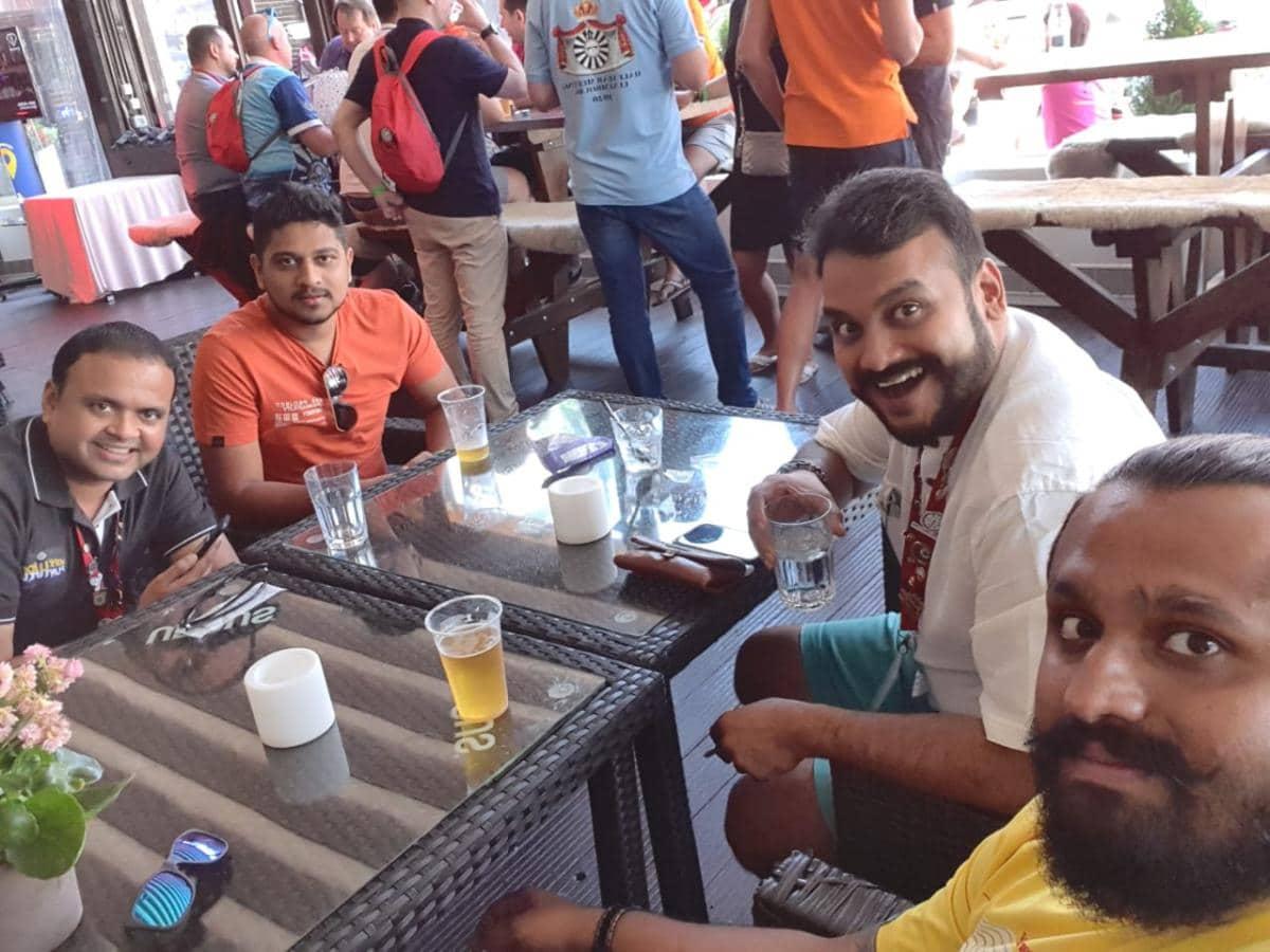 Beer & Gin fellowship