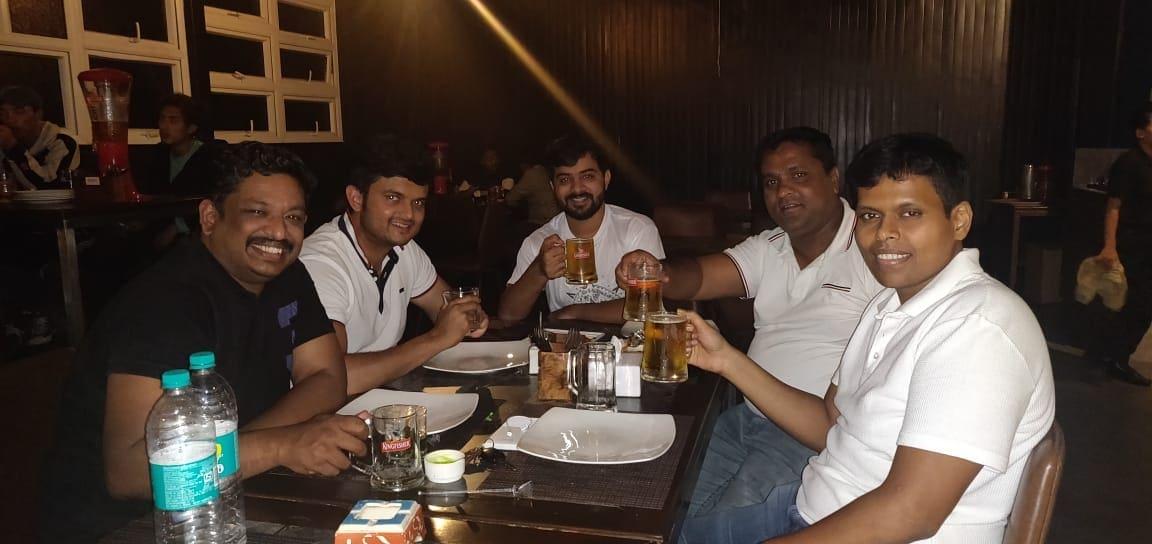 MHLC109 BeerYani Fellowship
