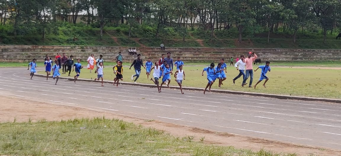 Block level athletic meet