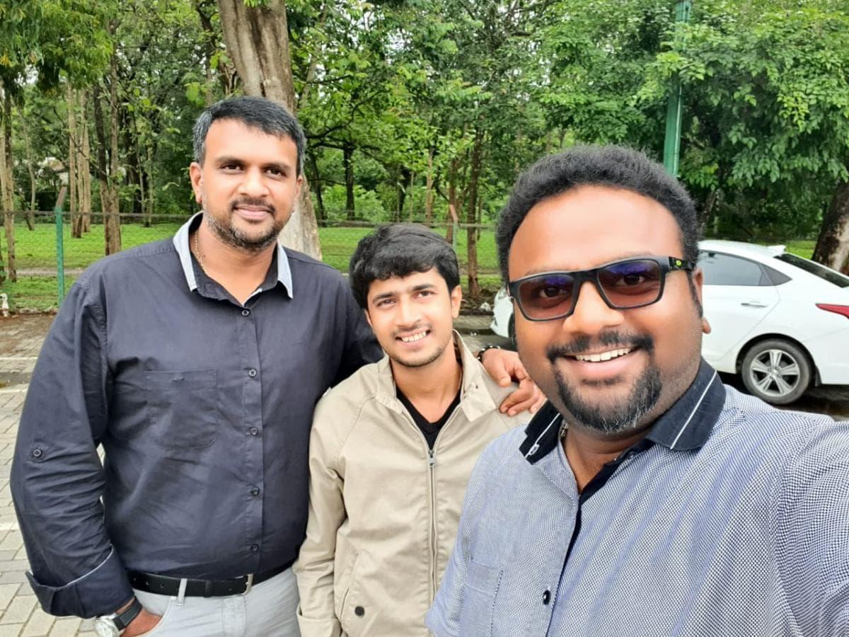 Country club with Tr. Pawan Shroff