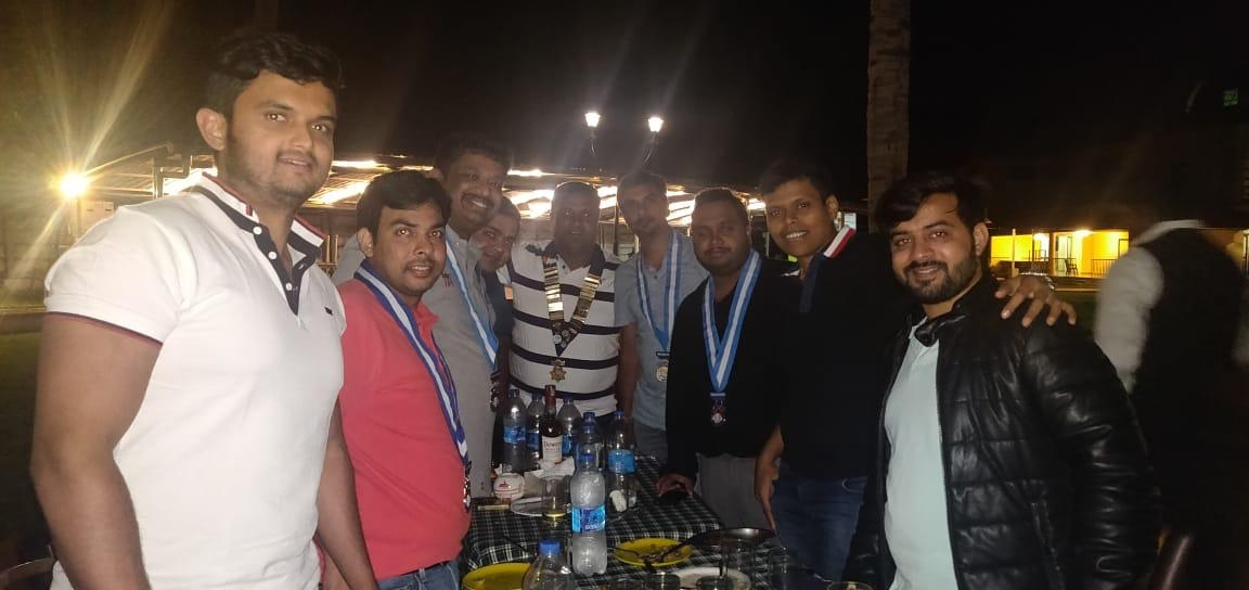Joint Fellowhip meeting along with MHLC 19