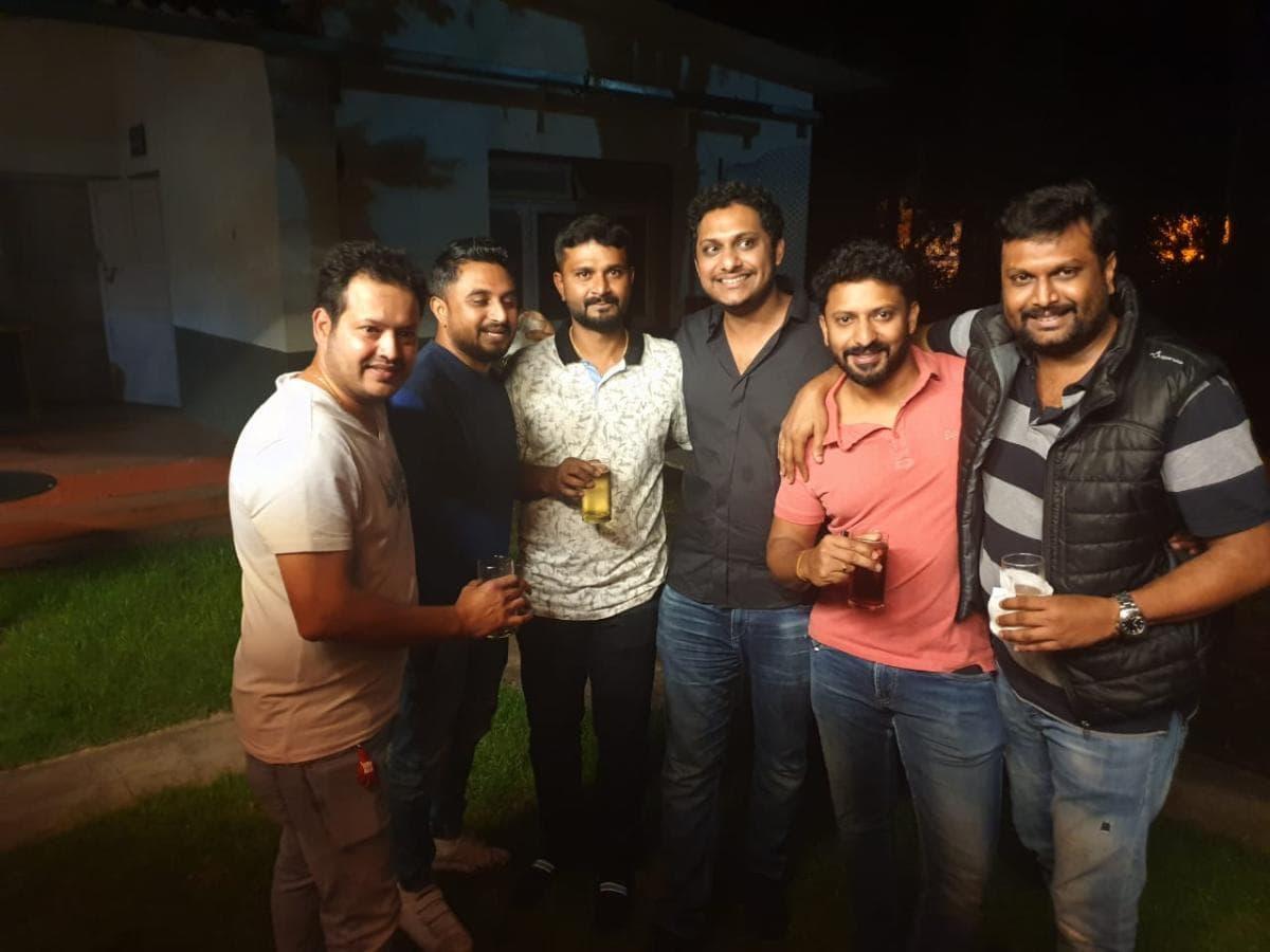Fellowship with Sakleshpur Round Table
