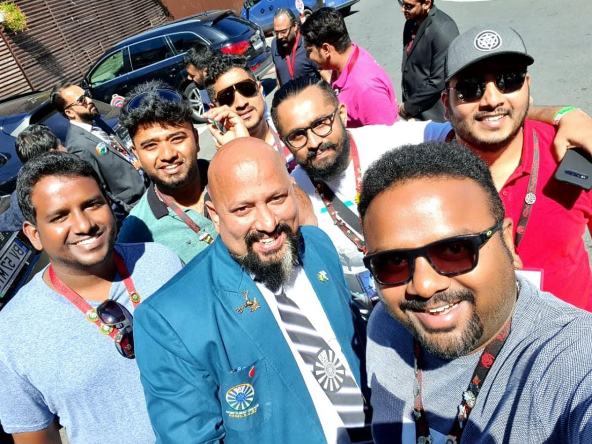 Fellowship with RT International vice president Tr. Dk Singh