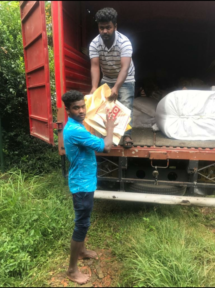 Flood Relief Coorg