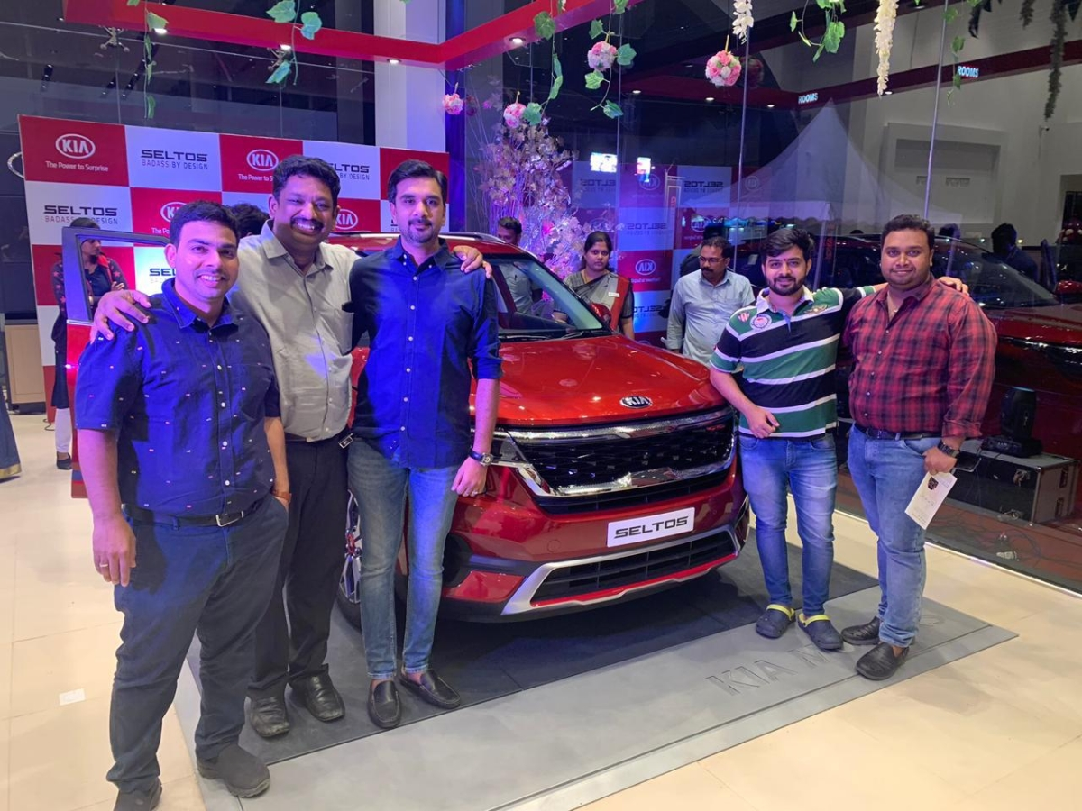 KIA Motors Inauguration