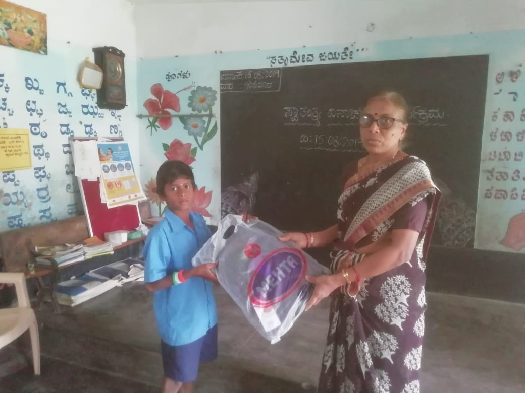 KRS school & Divya Deepa Trust Mysore