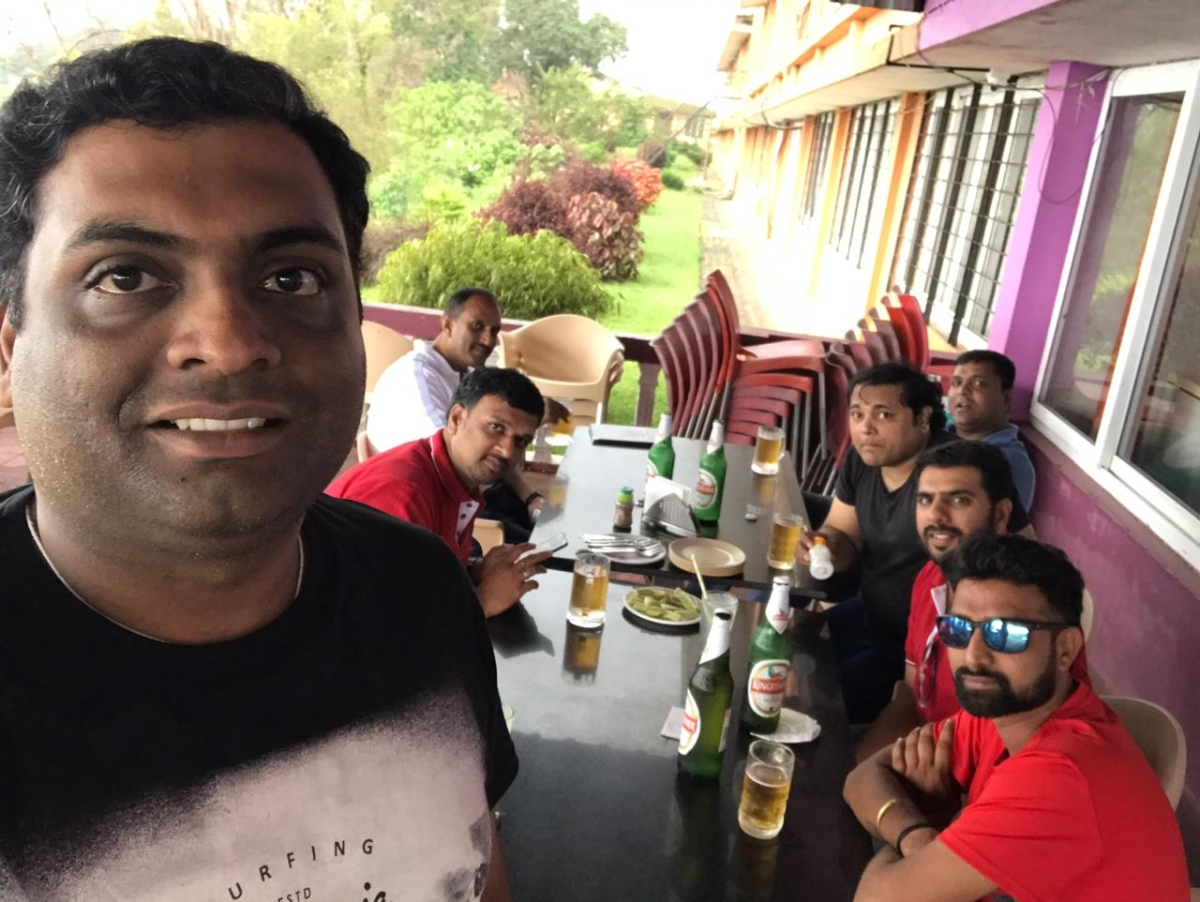 Lunch Fellowship @ Mayura Valley View
