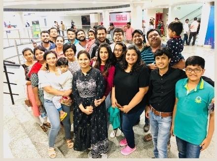 Mission Mangal Movie Fellowship