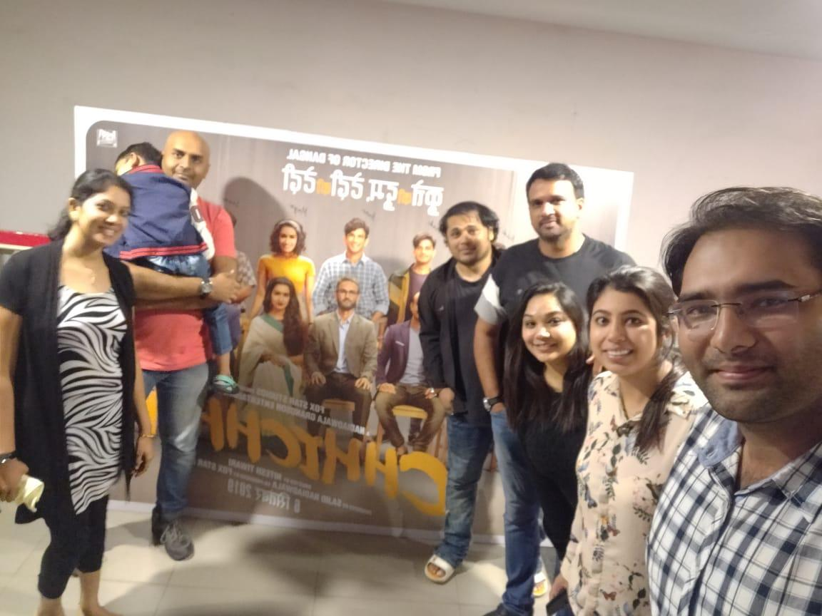 Movie Fellowship - Chhichhore