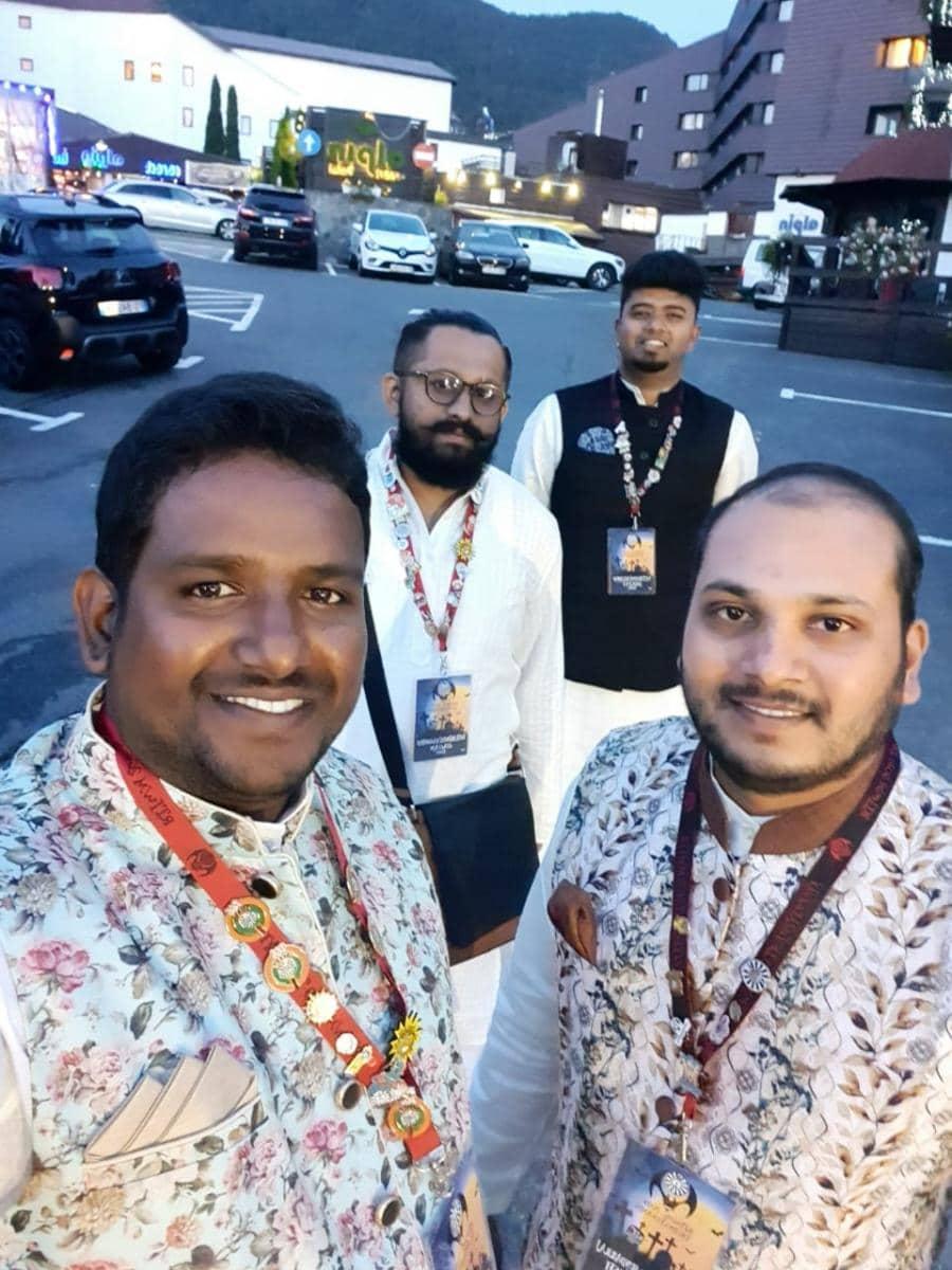 Nation's night Fellowship