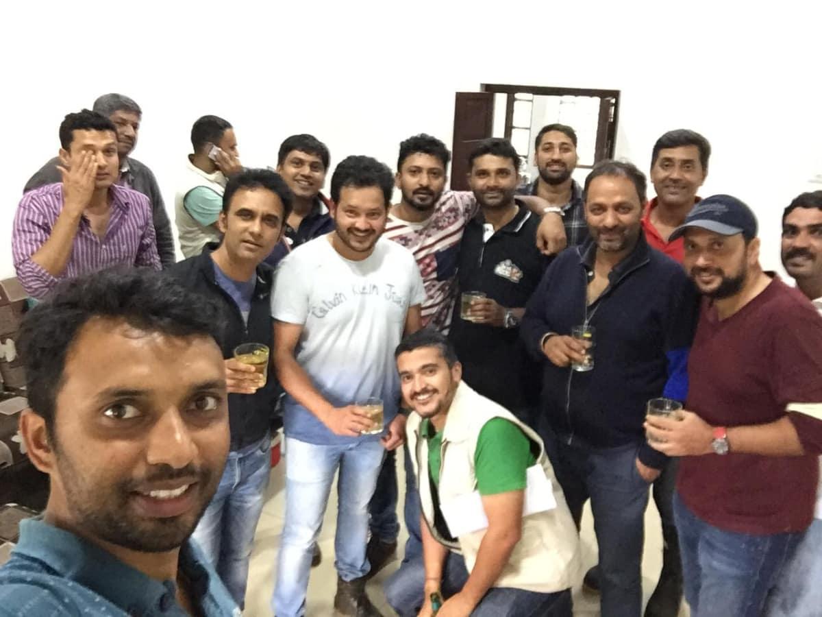 Tr. Rajdeep's birthday celebrations