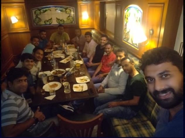 Stag Men's Dinner Fellowship