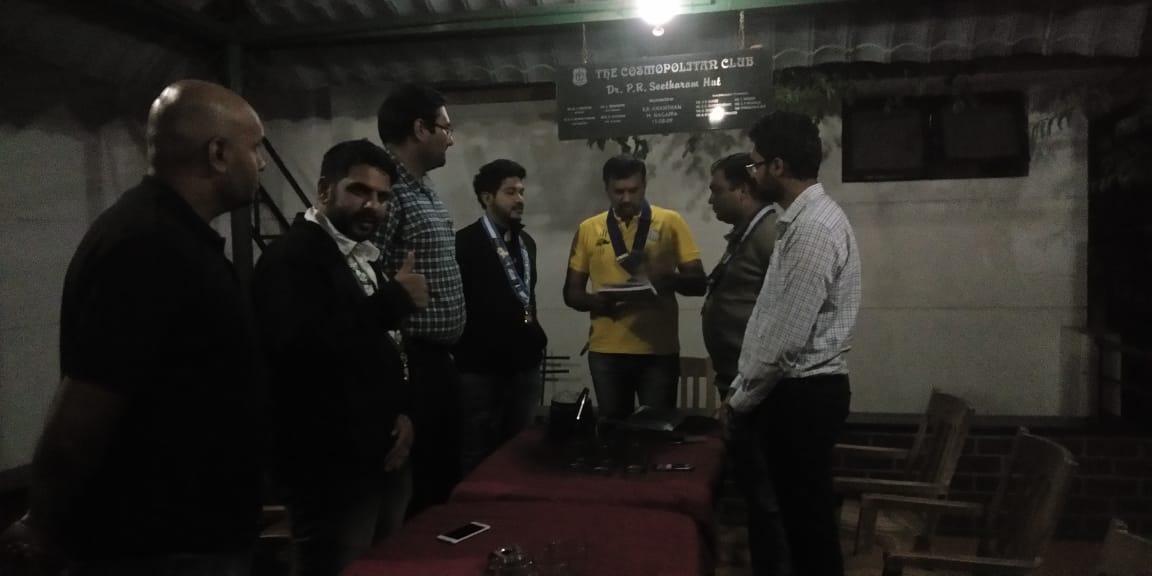 Business Meet Fellowship