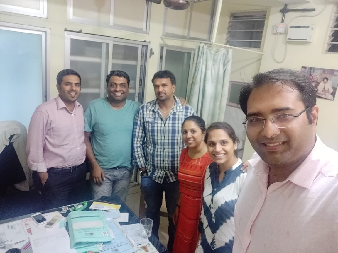 Fellowship with RJ Avinash of BIG FM 92.7