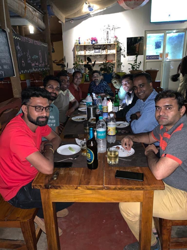 National Fellowship Initiative - Fellowship with 41ers