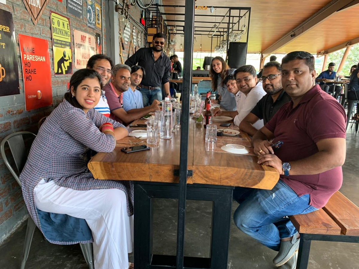 43Rd Fellowship Smart 266 Beer and Biryani Fellowship With Mysore Circlers And Tablers