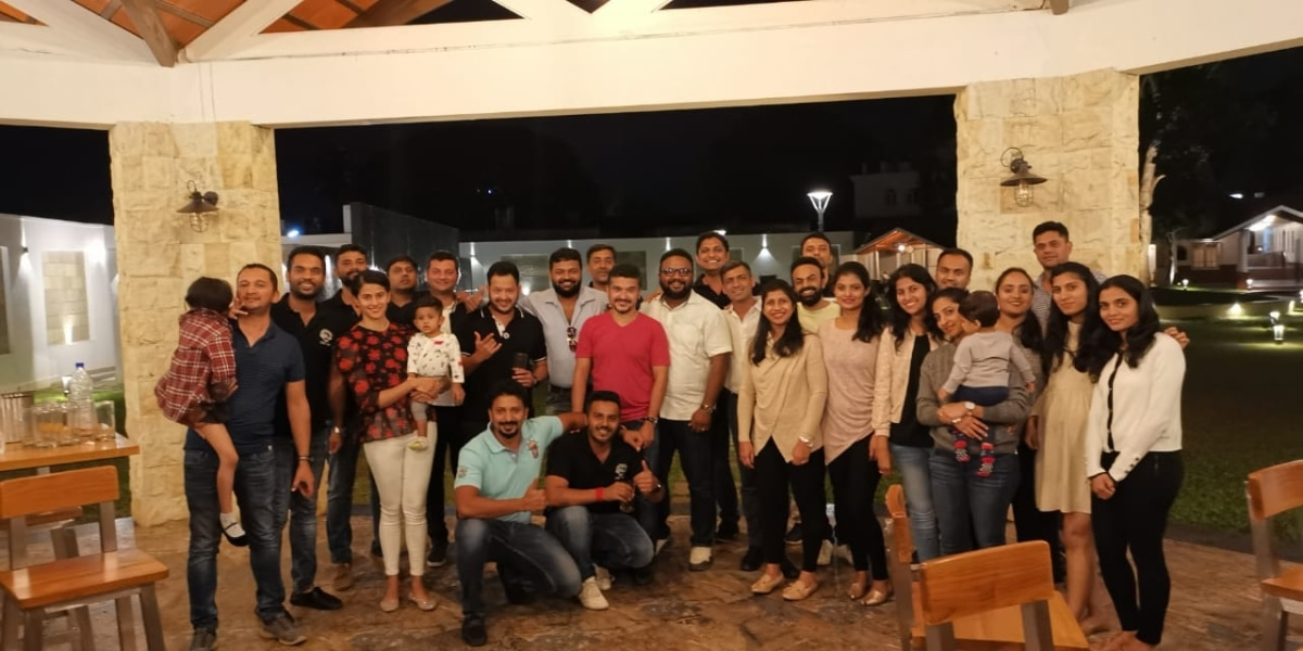 Social meet at Chikmagalur Club