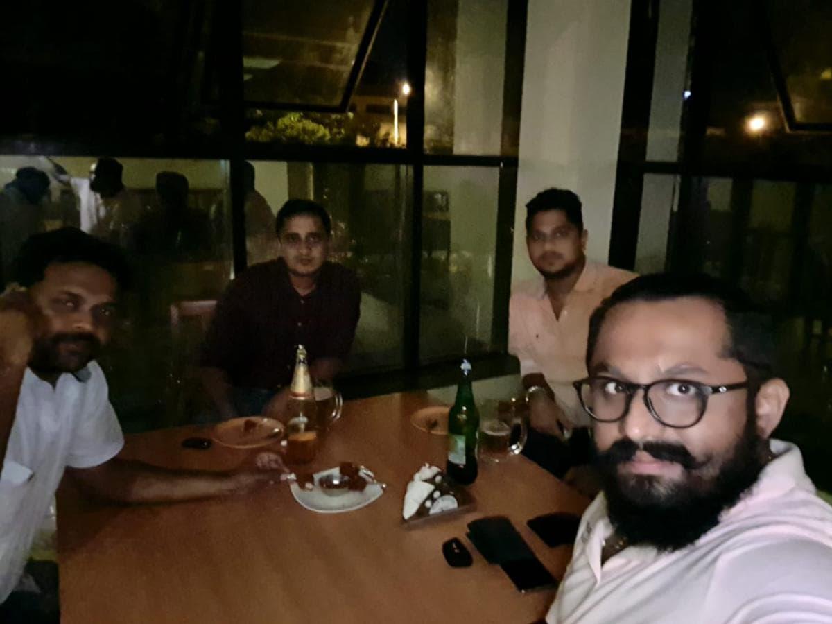 Dinner Fellowship